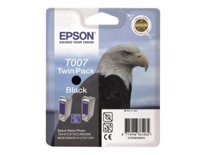 Epson T007 Twin Pack - 2