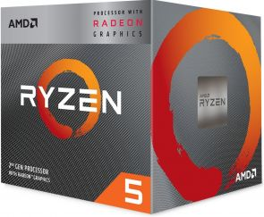 AMD Ryzen 5 3400G - Processor