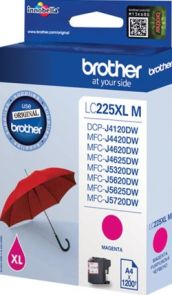 Brother LC225XLM - Magenta