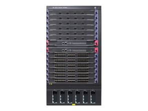 HPE 10512 Switch Chassis - Switch