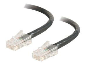 C2G Cat5e Non-Booted Unshielded (UTP) Network Crossover Patch Cable - Kruiskabel