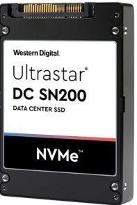 WD Ultrastar SN200 HUSMR7638BDP3Y1 - Solid state drive