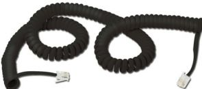 Lindy Telephone Handset Cable - Telefoon kabel