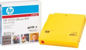 HPE Ultrium RFID RW Custom Labeled Data Cartridge - LTO Ultrium 3