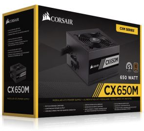 Corsair CX-M Series CX650M