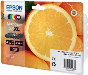Epson 33XL Multipack - 5