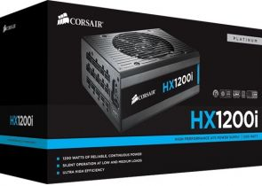 Corsair HXi Series HX1200i - Voeding (intern)