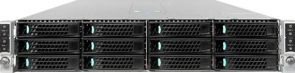 Intel Server Chassis H2312XXLR2 - Rack-uitvoering