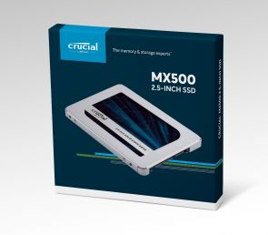 Crucial MX500 500GB - Solid state drive