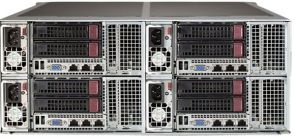 Supermicro SuperServer F628R3-RTB+ - 4 nodes