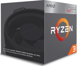 AMD Ryzen 3 2200G - Processor
