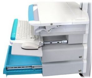 Ergotron StyleView Cart 32 Autolock Drawer - Systeemkarlade