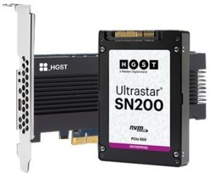 WD Ultrastar SN200 HUSMR7676BHP3Y1 - Solid state drive