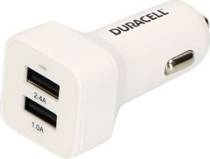 Duracell CarChar Twin -
