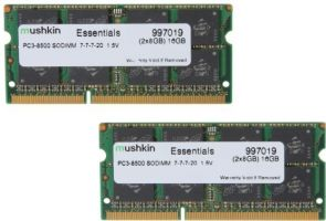 Mushkin Essentials - DDR3