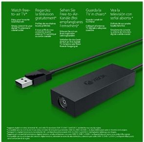 Microsoft Xbox One Digital TV Tuner - Digitale TV-tuner