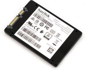SanDisk Ultra 3D - Solid state drive