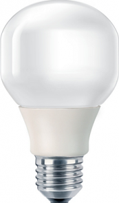 Philips Softone Spaarlamp - 6W
