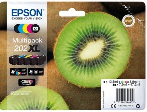 Epson Multipack 202XL - 5