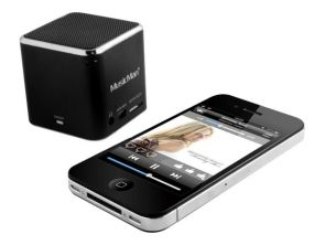 Technaxx MusicMan Mini Wireless Soundstation BT-X2 - Luidspreker