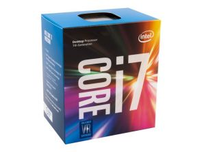 Intel core i7 7700k 4.2 ghz 4 cores 8 threads 8 mb cache