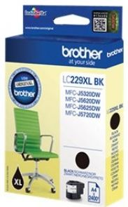 Brother LC229XLBK - Zwart