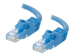 C2G Cat6 Booted Unshielded (UTP) Crossover Patch Cable - Kruiskabel