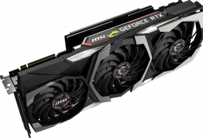 MSI GeForce RTX 2080 Ti GAMING X TRIO 11GB - Grafische kaart
