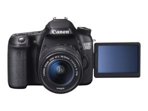 Canon EOS 70D - Digitale camera