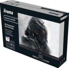 iiyama g master black hawk g2730hsu b1 led monitor 27 27 zichtbaar 1920 x 1080 full hd. Black Bedroom Furniture Sets. Home Design Ideas