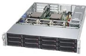 Supermicro SuperServer 6028R-TDWNR - Server