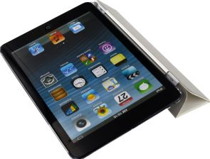 Tablet Smart Cover incl. Crystal Case Apple iPad Mini 2 / 3 Wit