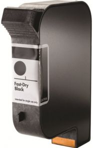 HP Fast Dry Print Cartridge - Zwart