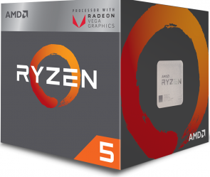 AMD Ryzen 5 2400G - Processor