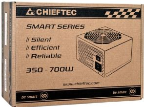 Chieftec Smart Series GPS-500A8 - Voeding (intern)