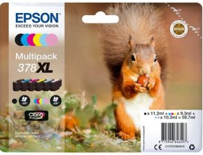 Epson 378XL Multipack - 6
