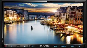 KENWOOD - Autoradio - DDX7015BT - dubbeldin - 7inch - touchscreen -  Navigatie - - Azerty