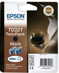 Epson T0321 Twin Pack - 2