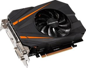 Gigabyte GeForce GTX 1070 Mini ITX 8G (rev. 1.0) - Grafische kaart